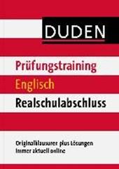 Duden - Prüfungstraining Englisch Realschulabschluss