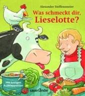 Was schmeckt dir, Lieselotte?