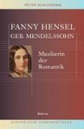 Fanny Hensel geb. Mendelssohn