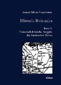 Historia Bohemica   Aeneas Silvius Piccolomini  