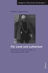Für Land und Luthertum