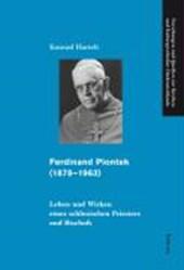 Ferdinand Piontek (1878-1963)