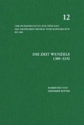 Die Zeit Wenzels 1388-1392