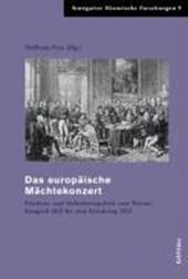 Das europäische Mächtekonzert