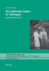 Ein Judisches Leben in Thuringen