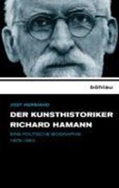 Der Kunsthistoriker Richard Hamann