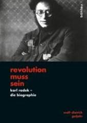 »Revolution muss sein«