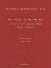 Heinrich V. in seiner Zeit