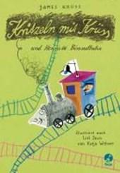 Kritzeln mit Krüss und Henriette Bimmelbahn