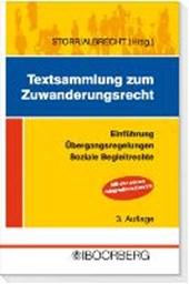 Textsammlung zum Zuwanderungsrecht