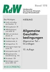 Niebling, J: Allgemeine Geschäftsbedingungen