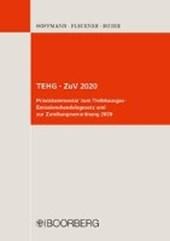 TEHG · ZuV 2020 Praxiskommentar zum Treibhausgas-Emissionshandelsgesetz und zur Zuteilungsverordnung