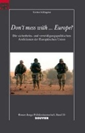 Don´t mess with... Europe?