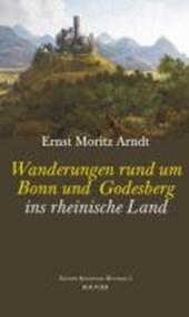 Wanderungen rund um Bonn und Godesberg ins rheinische Land