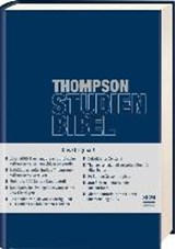 Thompson Studienbibel - ital. Kunstleder, blau | auteur onbekend |