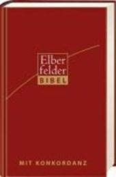 Elberfelder Bibel 2006. Kunstleder rot