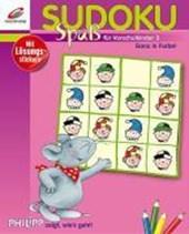 Sudoku Spaß für Vorschulkinder 3