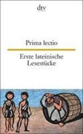 Erste lateinische Lesestücke / Prima lectio