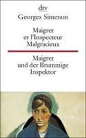 Maigret und der brummige Inspektor / Maigret et l'Inspekteur Malgracieux
