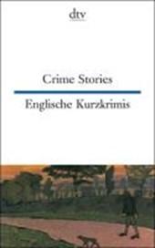 Englische Kurzkrimis / Crime Stories