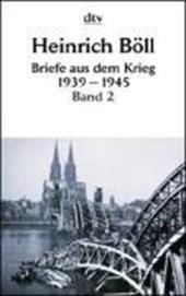 Briefe aus dem Krieg 1939 - 1945. 2 Bände