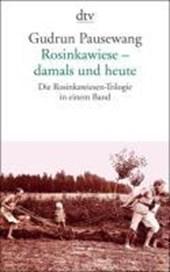Rosinkawiese - damals und heute