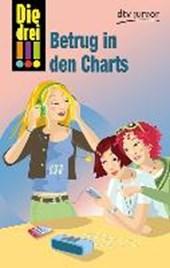 Die drei !!! 31. Betrug in den Charts (drei Ausrufezeichen)