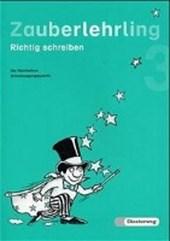 Zauberlehrling 3 Schulausgangsschrift