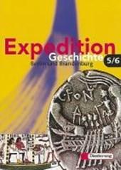 Expedition Geschichte 5/6. Berlin, Brandenburg