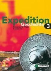 Expedition Geschichte 3. Rheinland-Pfalz. Hauptschule, Realschule