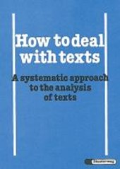 How to deal with texts