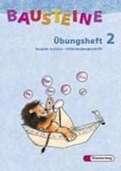 Bausteine Übungsheft 2. Schulausgangsschrift. Sachsen