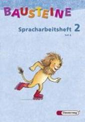 Bausteine Deutsch. Spracharbeitsheft. A und B im Paket