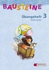 Bausteine Übungsheft 3. Schulausgangsschrift. Ausgabe Sachsen