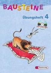 Bausteine Übungsheft 4. Allgemeine Ausgabe. Nordrhein-Westfalen. Neubearbeitung