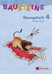 Bausteine Übungsheft 4. Sachsen
