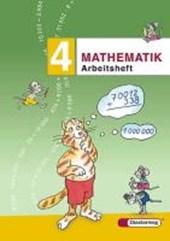 Mathematik-Übungen 4. Arbeitsheft. Neubearbeitung