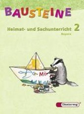 Bausteine Heimat- und Sachunterricht 2. Schülerband. Bayern