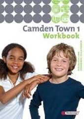 Camden Town 1. Workbook mit Multimedia-Sprachtrainer CD für Schüler
