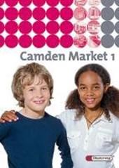 Camden Market 1 / Textbook 5. Schuljahr / Berlin, Brandenburg