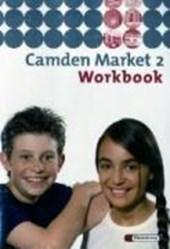 Camden Market 2. Workbook mit Multimedia-Sprachtrainer CD-ROM. 6. Schuljahr. Berlin, Brandenburg