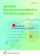 Spezielle Betriebswirtschaftslehre mit Rechnungswesen. Baden-Württemberg