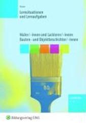 Maler/-innen und Lackierer/-innen Bauten- und Objektbeschichter/-innen
