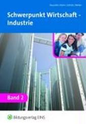 Schwerpunkt Wirtschaft 2 - Industrie nach Ausbildungsjahren für Baden-Württemberg