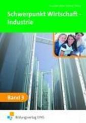 Schwerpunkt Wirtschaft 3 - Industrie nach Ausbildungsjahren für Baden-Württemberg