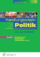 Handlungswissen Politik. Arbeitsheft. Rheinland-Pdalz