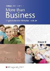 More than Business - Englisch an der Wirtschaftsschule. Klasse 8: Schülerband. Bayern