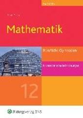 Mathematik. Jahrgangsstufe 12. Schülerband. Nichttechnische Fachrichtungen: Schülerband. Berufliche Gymnasien. Sachsen