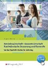 Betriebswirtschaft, Gesamtwirtschaft, Steuerung und Kontrolle. Schülerband. für das Kaufmännische Berufskolleg I