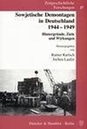 Sowjetische Demontagen in Deutschland 1944 -